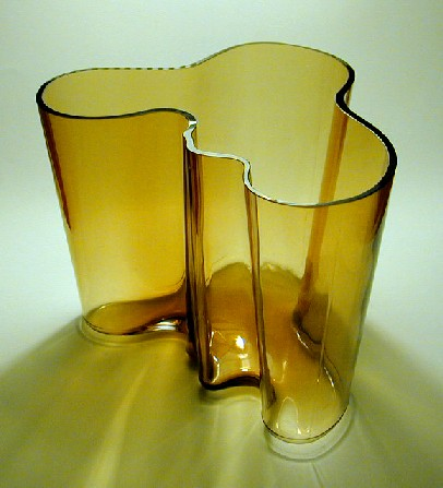Alvar Aalto Savoy Vase 1936 Text By Jan Michl